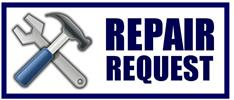Financial Equipment Repair Request Form
